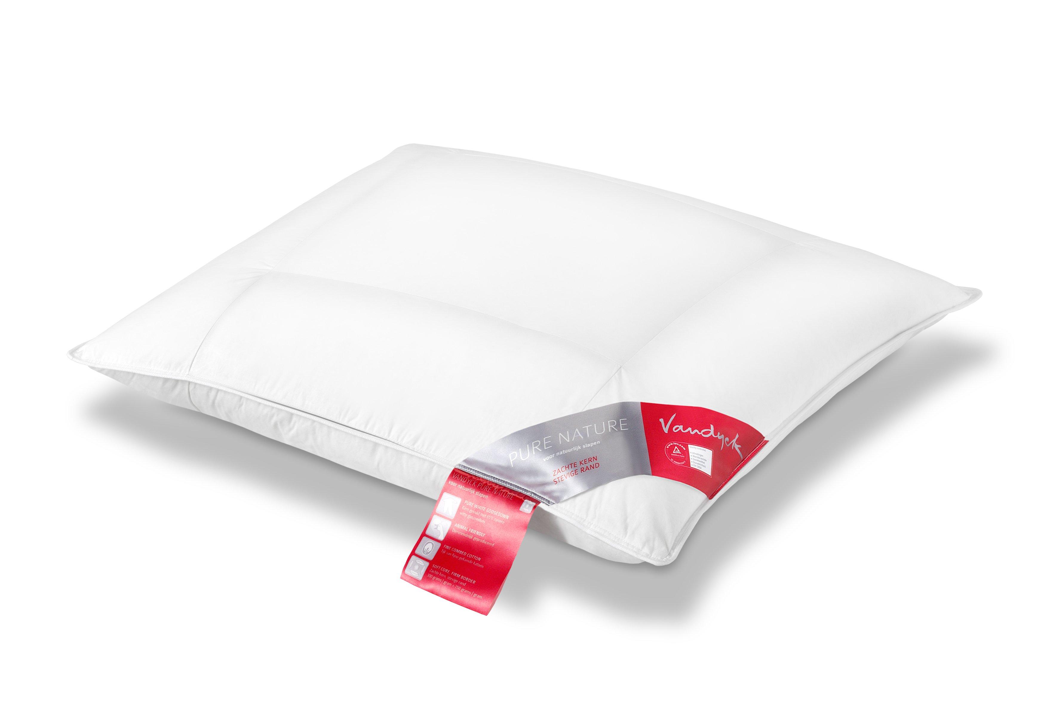 Komfortpude - Rød label