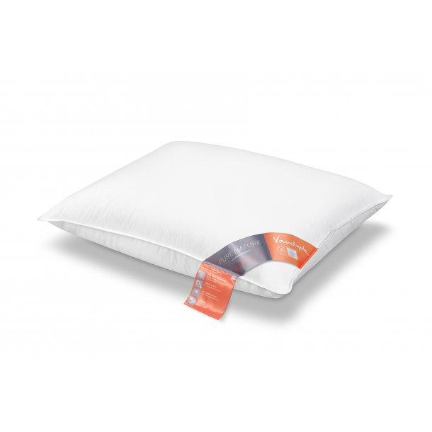 Gåsedunspude - Orange label